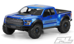 346100   2017 Ford F150 Raptor, True Scale for SC Trucks, Requires Extended Body Mount Kit.