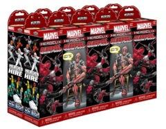 Deadpool Booster Set 5-Figure Booster Pack