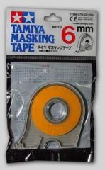 Masking Tape (6mm) w/dispenser 87030