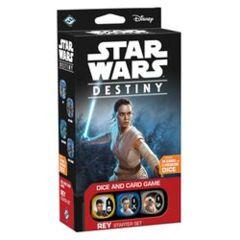 SW: DESTINY - REY STARTER SET