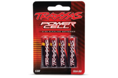 2914 Traxxas Power Cell AA Alkaline Batteries