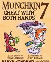 Munchkin 7 Cheat with Both Hands