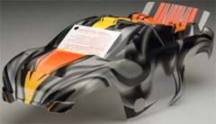 4411R Body Nitro Rustler ProGraphix