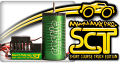 CSE010-0091-00   MAMBA MAX PRO SCT COMBO WITH 1415-2400KV MOTOR, 25V ESC