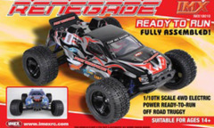 IMEX Renegade 1:10 RTR Electric RC Truck