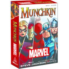 Marvel Munchkin Universe