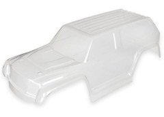 7611 Body, LaTrax 1/18 Teton, (clear, requires painting)/ decal sheet