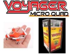 MIC1280 RC Helicopter Micro Quad 4 Channels 2.4Ghz Voyager