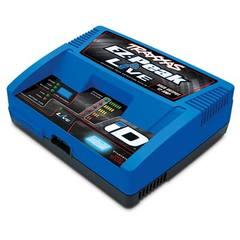 2971 EZ-Peak Live 12-AMP NiMH/LiPo Fast Charger w/Blue