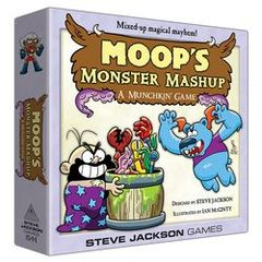 MUNCHKIN - MOOP'S MONSTER MASHUP