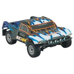 1/18 SC4.18BL Brushless 2.4GHz w/Battery/Charger