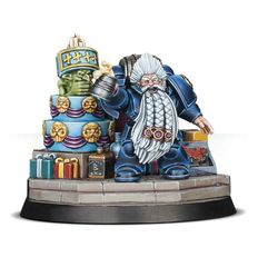 Grombrindal's 40th Birthday