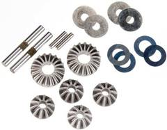 89120 Diff Gears/Washers/Pins RC8