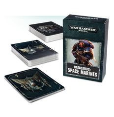 Datacards: Space Marines