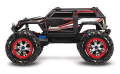56076-4 Summit: 1/10 Scale 4WD Electric Extreme Terrain Monster Truck with TQi Traxxas Link Enabled 2.4GHz Radio System
