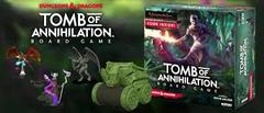 DUNGEONS AND DRAGONS - BOARD GAME: TOMB OF ANNIHILATION - STANDARD EDITION