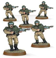 Cadians (5 models)