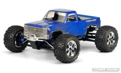 324800 - 1980 Chevy Pick-up Clear Body