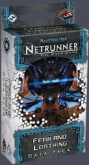 Netrunner Fear and Loathing Data Pack