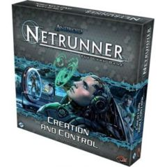 Netrunner Creation and Control