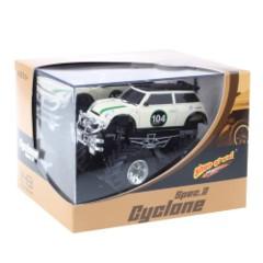 Mini Radio Control Super Racing Series Cyclone Spec.2 Car Toy