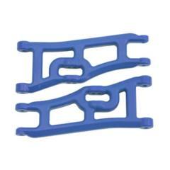 70665 Wide Front A-Arms Blue Rustler/Stampede