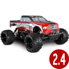 RAMPAGE XT RED 1/5TH SCALE GAS