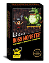 Boss Monster the dungeon-building card game