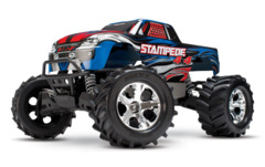 67054-1 STAMPEDE 4X4 BRUSHED 1/10 Scale Brushed