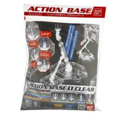 1/100 Clear Display Stand Action Base I