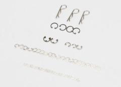 1633 E-clips/ C-rings