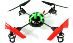 Beetle 4 Channel 2.4G Transmitter Helicopter Icopter Quadcopter 4-axis RC Aircraft UFO 3D Tumbling