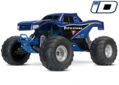 36084-1 Bigfoot®: 1/10 Scale Officially Licensed Replica Monster Truck.