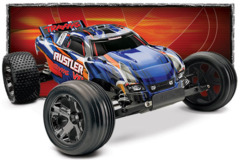 37076 Rustler VXL 1/10th scale 2wd Brushless Truck