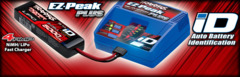 2970 EZ-Peak Plus 4-amp NiMH/LiPo Fast Charger with iD™ Auto Battery Identification