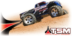 41096-3 Nitro Stampede: 1/10-Scale Nitro-Powered 2WD Monster Truck