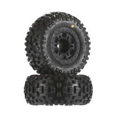 1182-21 Badlands SC 2.2 /3.0 M2 Tires Mounted Fr Wheel
