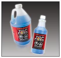 Top Fuel Power Plus 33% Nitro, Quart by Traxxas (TRA5030)