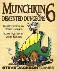 Munchkin 6 Demented Dungeons