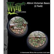 40mm Victorian Bases
