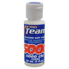 Silicone Diff Fluid, 5000cSt 5453
