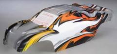 3717 Body Rustler ProGraphix w/Decal Sheet