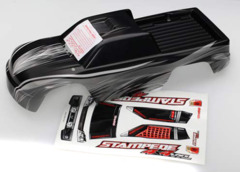 6711X Traxxas Stampede 4x4 Prographix 1/10 Monster Truck Body with Decal