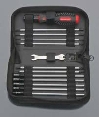 DTXR0410  19-in-1 Tool Set w/Pouch for Traxxas