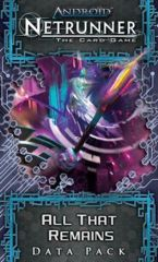 Netrunner - All That Remains Data Pack
