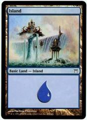 50 Basic Lands - Island
