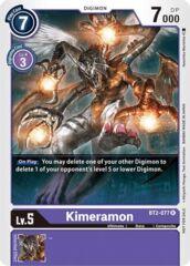 Kimeramon - BT2-077 - P (Battle of Omni Prerelease Promo)