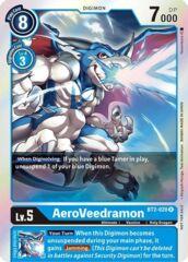 AeroVeedramon - BT2-028 - P (Battle of Omni Prerelease Promo)