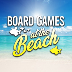 Board Games at the Beach - Saturday Day Badge