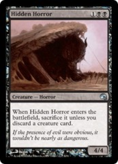Hidden Horror - Foil